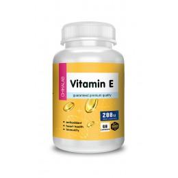 Chikalab. Vitamin E - 60 капс