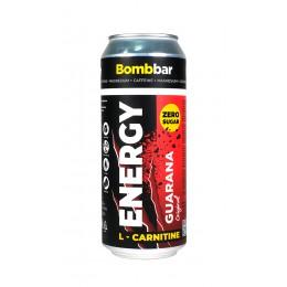 BombBar. Energy L-carnitine guarana - 500 мл