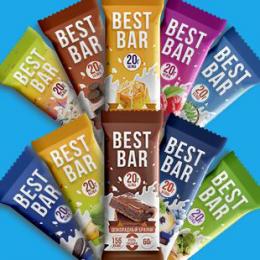 IsoBest. Best Bar - 60 г