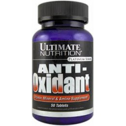 Ultimate. Antioxidant 50 tab