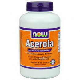 NOW.Acerola Powder 6oz