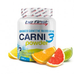 Befirst. CARNI 3 powder