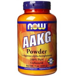 NOW.AAKG pure powder 7