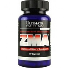 Ultimate nutrition. ZMA - 90 капс