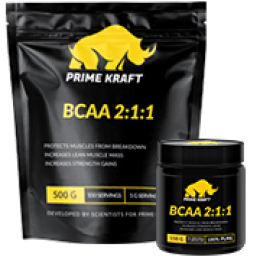 PrimeKraft.BCAA 2:1:1 150 грамм