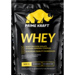 PrimeKraft. Whey 900 грамм 30 порций