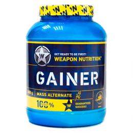 Weapon Nutrition.GAINER Mass Alternate 2000 грамм 21 порция