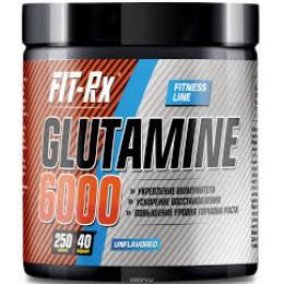 FIT-Rx. Glutamine 6000 - 250 г