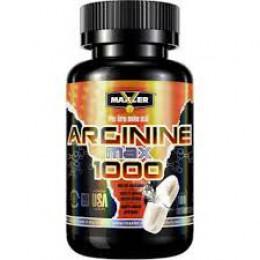 Maxler. Arginine - 100 таб