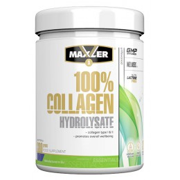 Maxler. 100% Сollagen Hydrolysate 300 g (can) NEW DESIGN