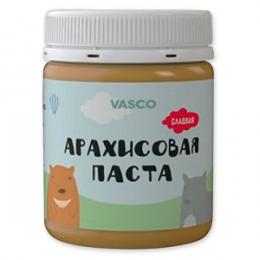Vasco. Сладкая арахисовая паста 320 гр