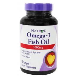 NATROL Omega 3 1000mg 90caps